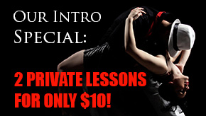 Beginner salsa dance lessons